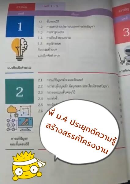 หนังสือวิทยาการคำนวณ
